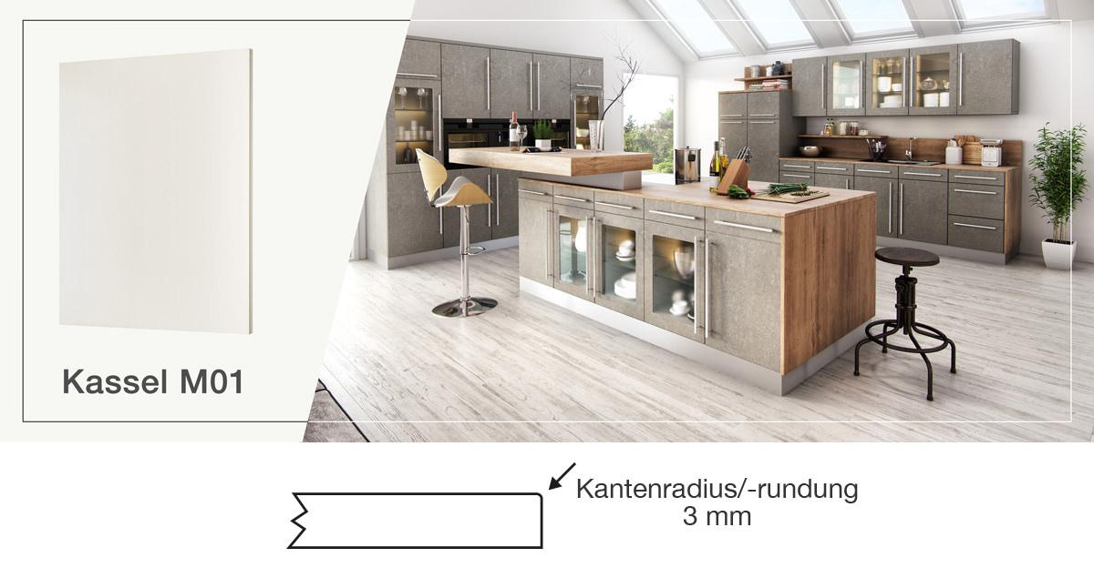 Küchenfronten Matt - Küchenfronten austauschen, Küchenfronten ...