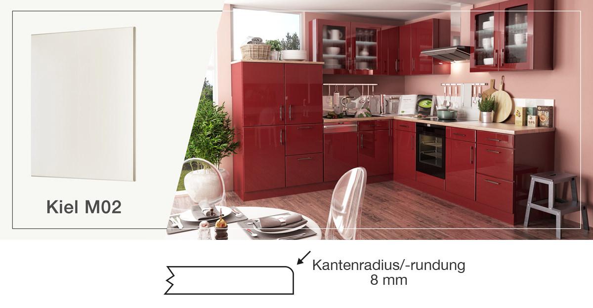 Hochglanz Küchenfronten Nach Maß Bestellen Prima Systeme Gmbh