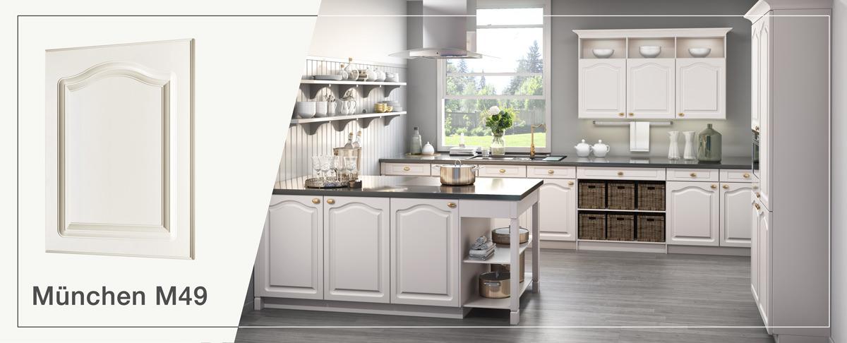 Günstige küchenmöbel münchen  Küchenfronten Matt - Küchenfronten austauschen, Küchenfronten ...