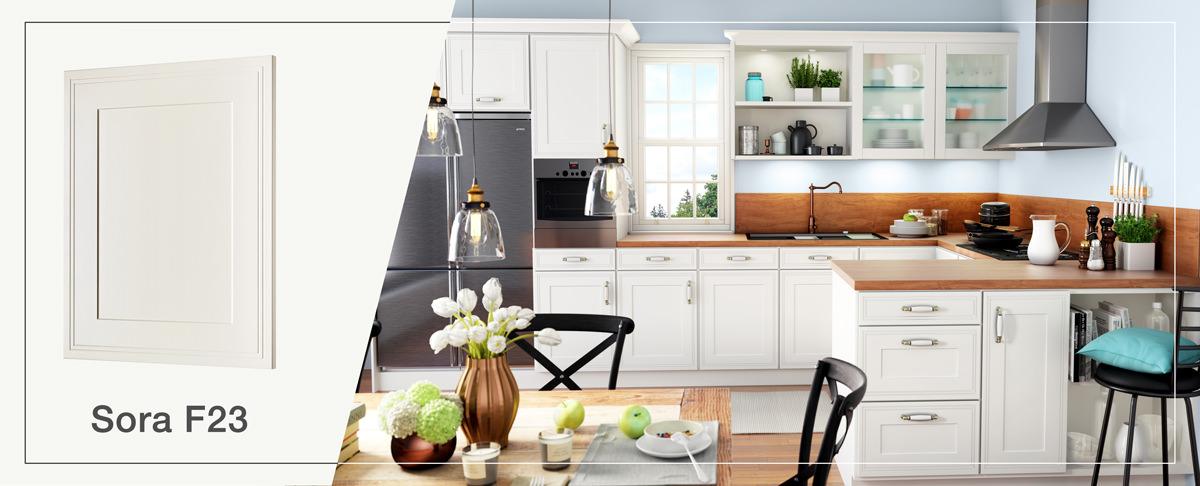 Sora F23 Küchenfronten Matt Küchenfronten Küchenrenovierung