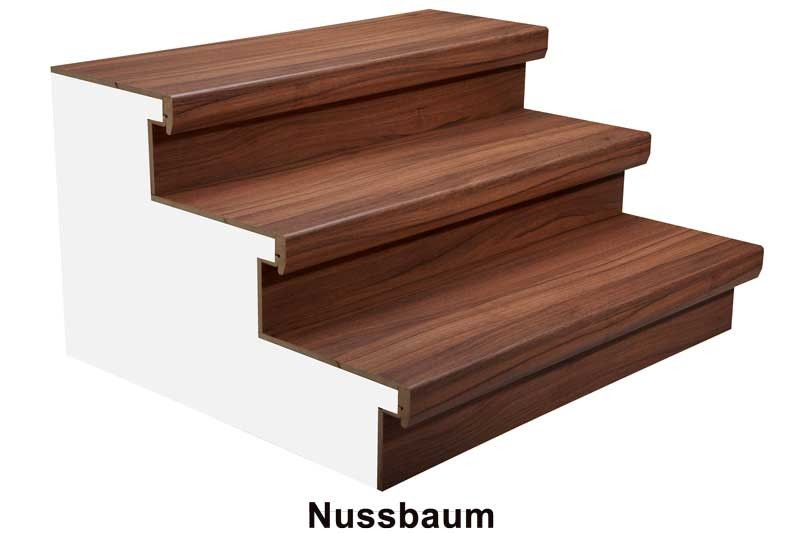 vinylstufe trittstufe modern treppenstufe vinyl. Black Bedroom Furniture Sets. Home Design Ideas