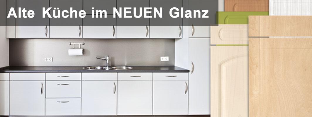 Gut bekannt Küchenfronten austauschen - Küche renovieren TE47