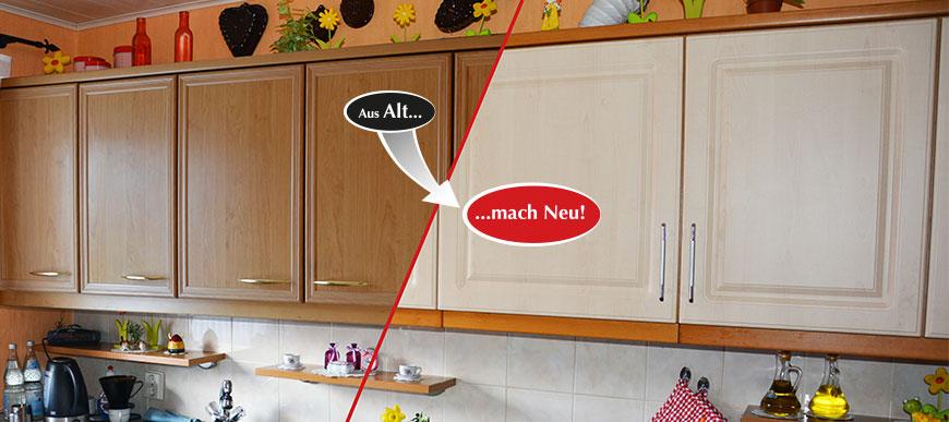 Küchenfronten nach Maß