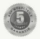Fünf Jahre Garantie auf Möbelteile